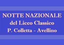Notte Nazionale Del Liceo Classico P.Colletta-Avellino